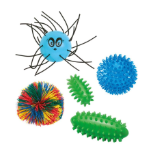 Balles sensorielles (www.hoptoys.fr), 16,90 EUR
